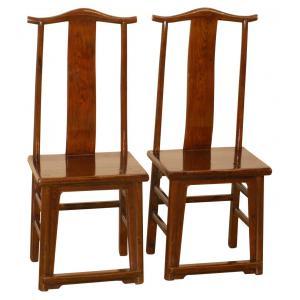 stoel set van 2