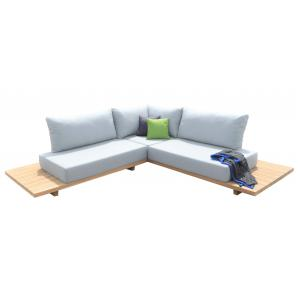 FLOAT lounge corner sofa SET OF 2 -no cover 280 + 175