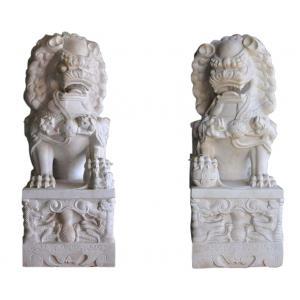 standbeeld set van 2
