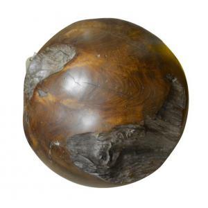 palla di legno