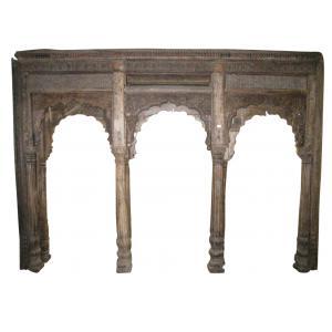 arco de madera