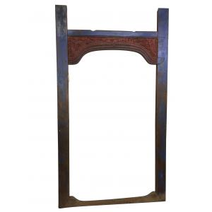 cadre de porte en bois