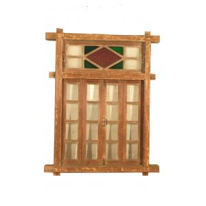 window with frame