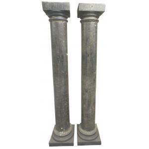 pillar set of 2