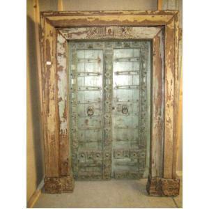 deur met omlijsting