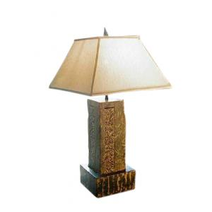 BAMBOO FOUNTAIN LAMP / 3boxes