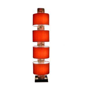 CALLIGRAPHY PILLAR LAMP