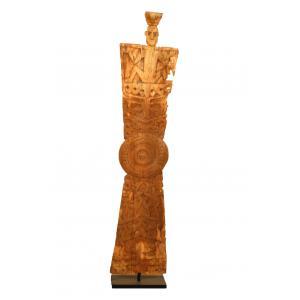wooden object