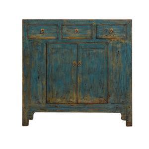 petite armoire 2 portes/3 tiroirs