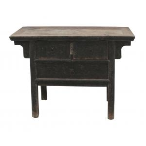 console with 1 drawer