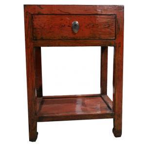 table d'appoint 1 tiroir