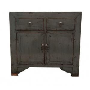 small cabinet 2 doors/ 2 drawers