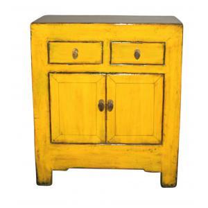 cabinet 2 doors/2 drawers