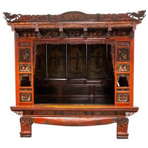 CANOPY BED LINHAI